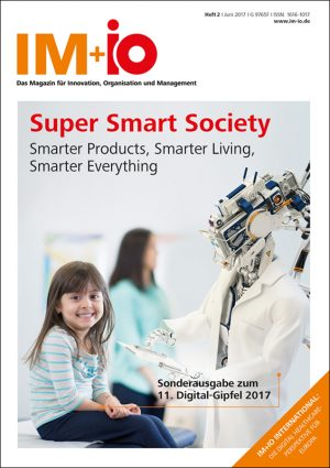 IM+io Juni 2017 Super Smart Society