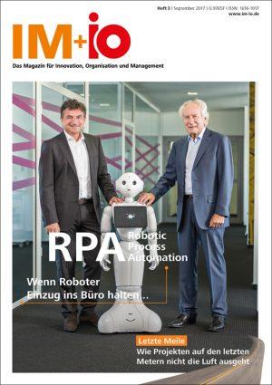 IM+io Robotic Process Automation