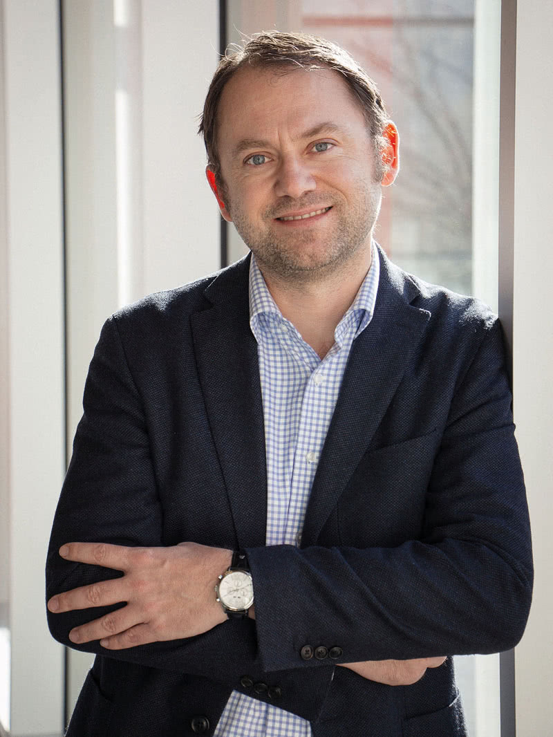 Portrait von Dirk Werth