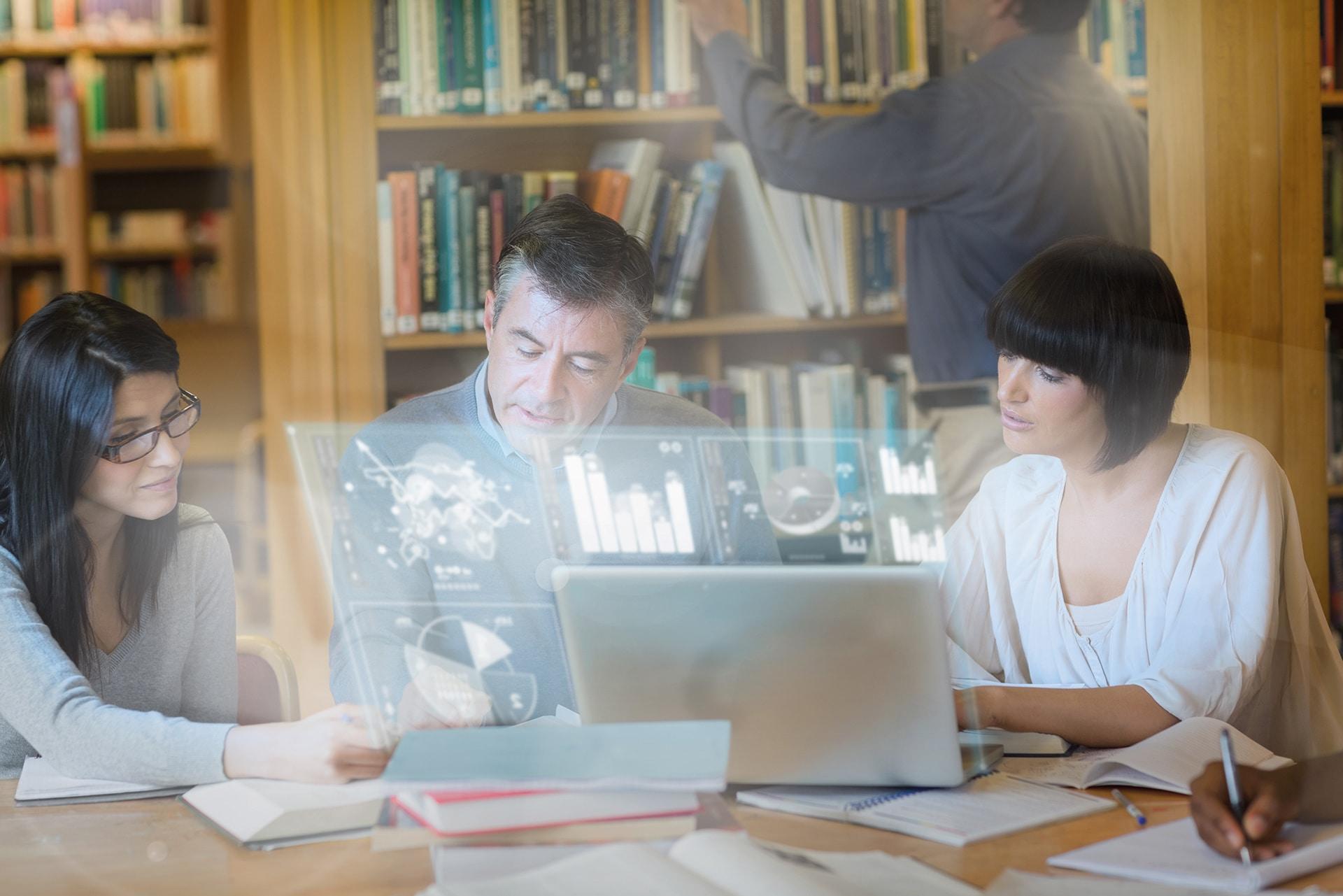 Digitalisierung der Lehre