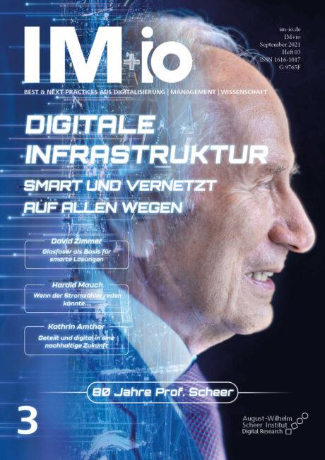 Digitale Infrastruktur Cover