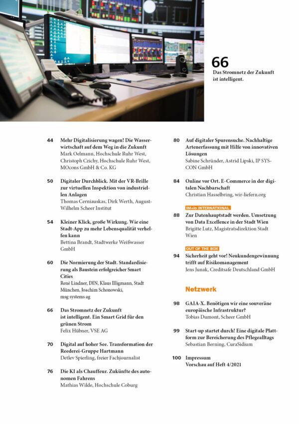 Inhaltsverzeichnis s. 2